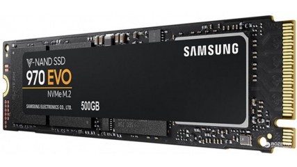 SSD Samsung 970 EVO 500 GB для Apple MacBook Pro Retina iMac Air 2013 2014 2015 2016 2017
