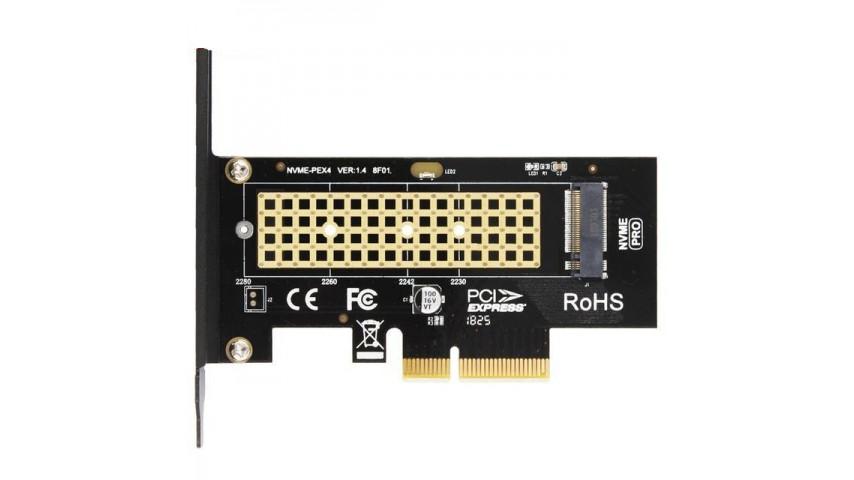 Espada PCIe1NGFF (PCI-Ex4,1 port M 2 M2 NVME (M key))